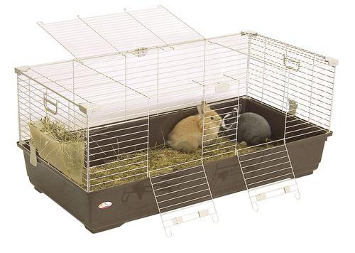 Nouvelle Gamme de cages lapins d'intérieur